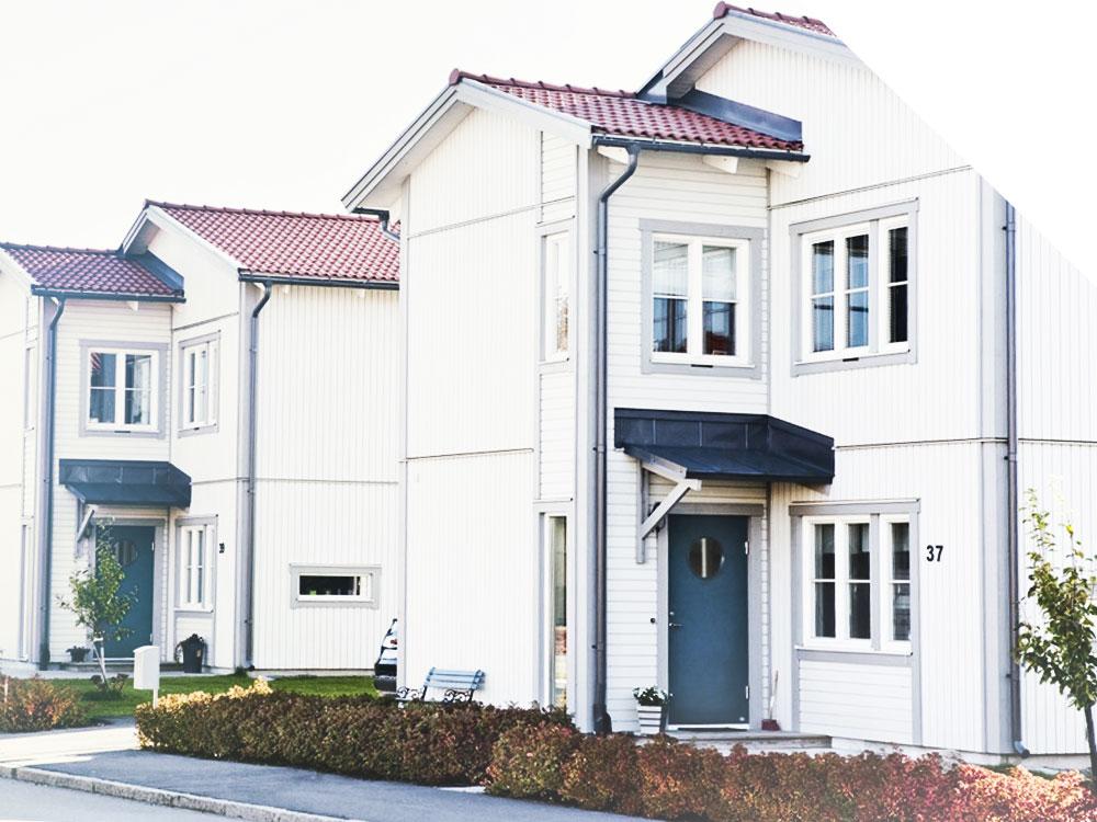 Standardvilla/lägenhet